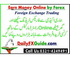 Learn Professional Forex Training Urdu Guide