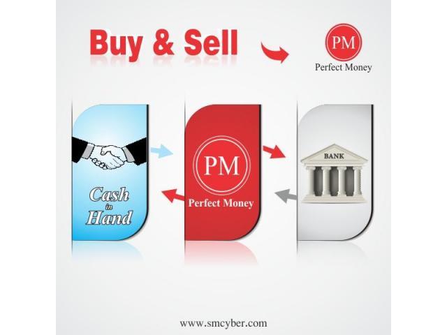 Buy/Sell Perfectmoney, Skrill, Webmoney and Bitcoin in Pakistan