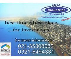 GDA 3 Gwadar Athars Marketing Network Karachi Office