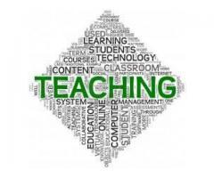 School In Jinnah Town Needed Math Teacher (Female) Urgently -Quetta