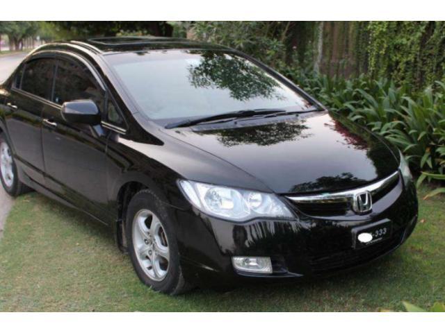Honda City Reborn Black Color Beautiful Car Model 2010 For Sale In