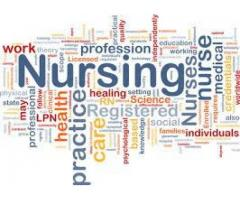 Female Nursing Staff Expert Staff Required For our Clinic In Peshawar