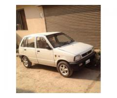 Suzuki Mehran White color Model 2008 Everything Is new for Sale in Rawalpindi