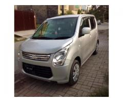 Suzuki Japanese Wagon Automatic Transmission Model 2014 Sale In Lahore
