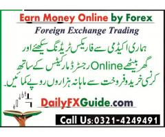 Learn Advance Level Forex Trading Strategies