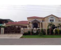 2 Kanal Brand New Bungalow With Basement For Sale In DHa Phase 4 Lahore