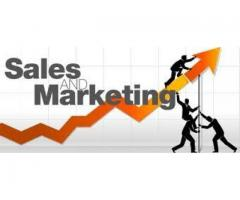 Marketing And Sales Staff Male And Female Required For company In Karachi
