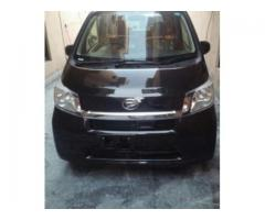 Daihatsu Move model 2014 Pearl Black color Latest Features For Sale in Lahore