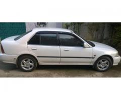 Honda City 1999 Model White Color Family Used Car For Sale In Islamabad