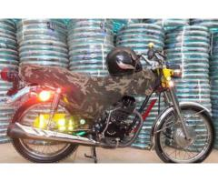 Honda Cg 125 With Safety Cover New Engine Model 1984 For Sale In Karachi