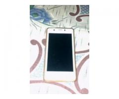 Qmobile i6 White Color With Complete Accessories For Sale In Lahore