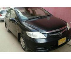 Honda City Black color Model 2004 Genuine Engine Scratch Less Body Sale In Krchi