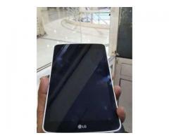 LG G Pad 1GB Ram Good Battery Timing Latest Model Quad Core Sale In Karachi