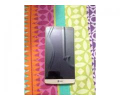 LG G3 Golden Color With Complete Box Reasonable Price For Sale In Karachi