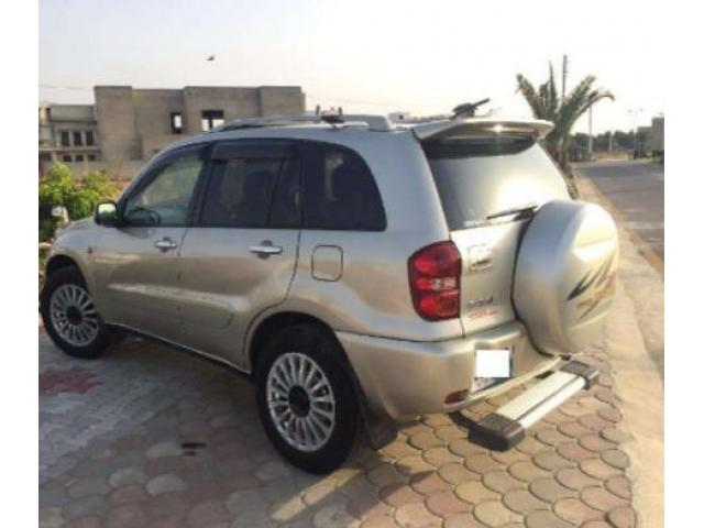 Toyota Rav4 Scratch Less Condition New Tyre Latest Features Sale In