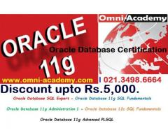 Oracle Database Certification