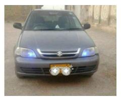 Suzuki Cultus Model 2012 Grey Color Neat And clean for Sale in Quetta