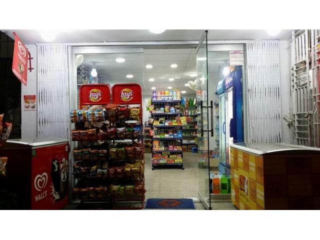 MART FOR SALE IN KARACHI, GULSHAN-E-IQBAL