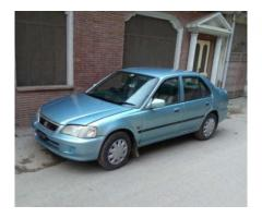 Honda Civic Fully Maintained Model 2001 New Tyre For Sale in Lahore