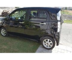 Honda N Wagon Model 2014 Latest Features Black Color For Sale In Lahore