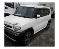 Suzuki Hustler White Color Model 2014 Climate Control For Sale In Lahore