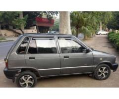 Suzuki Mehran Fully Maintained Model 2012 New Tyre For Sale in Lahore