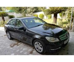 Mercedes 2013 Black Color Fully Original Latest Features Sale In Rawalpindi