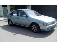 Nissan Sunny Model 1997 Efi Engine Reasonable Price For Sale in Lahore