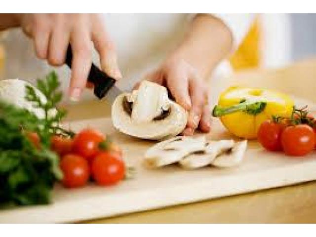 Cook Required For Our Office Staff Candidates Should Be Expert Lahore