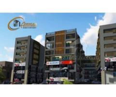 Payment Shcedule Of New Dil Jan Plaza Offices And Shops On Installments