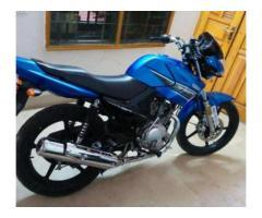 Yamaha ybr 125 Price Is Little Bit Negotiable Model 2015 Sale In Hyderabad