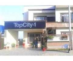 Top City-1 Airport Town Islamabad 5,10 Marla Residential plots On Installments