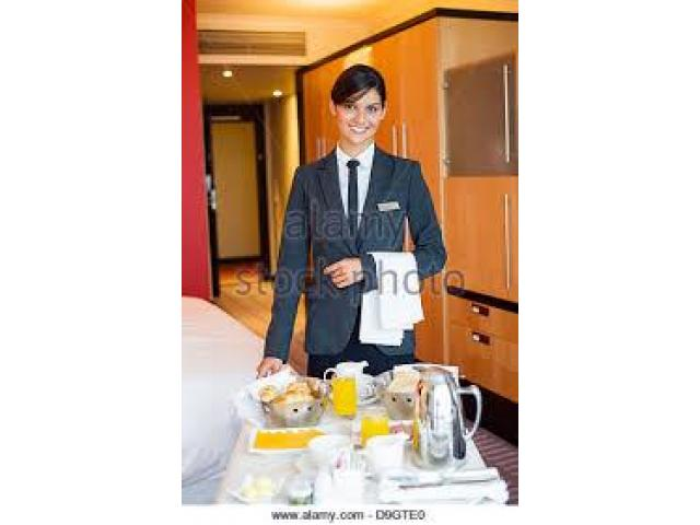 Walk In Interview As Waitress For Our Famous Restaurant In Lahore