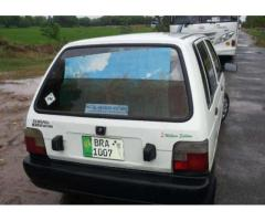 Suzuki Mehran Model 2010 White Color New Seats Available For Sale in Sahiwal