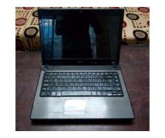 Acer Aspire Core i3 3GB Ram Good Battery Timing For Sale in Islamabad