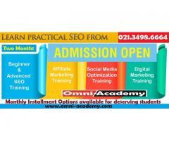Digital Marketing I Advanced SEO Training  Course
