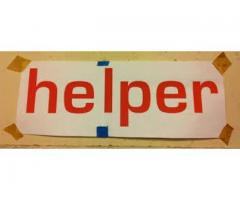 Helpers Staff Required For Our Manufacturing Staff Attractive Salary Lahore