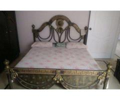 Complete Bedroom Set Slightly Used New Design Available For Sale In Karachi