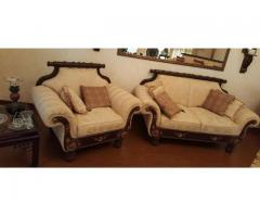 Sofa Having 7 Seat Neat And Clean Condition For Sale In Karachi