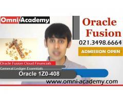 Oracle Fusion Cloud Financials -GL 2014 Essentials (1Z0-408) Exam