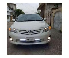 Toyota Corolla Xli White Color Excellent Condition For Sale In Islamabad
