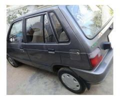 Suzuki Mehran Euro 2 Model 2013 Original Engine Scratch less For Sale In Karachi