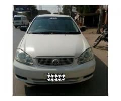 Toyota Corolla New Engine Leather Seats Model 2007 For Sale In Multan