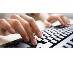 Urdu And English Typist having Computer Knowledge Required For Office Isb