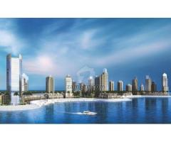 Crescent Bay Karachi Different Sizes Of Apartments On Easy Installments