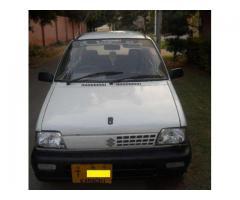 Suzuki Mehran Excellent Condition Model 1991 Available For Sale In Karachi