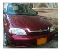 Suzuki Cultus 2011 Model Original Documents New Tyre For Sale in Karachi