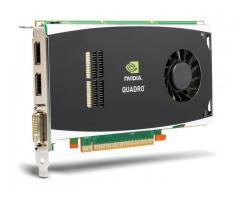Quadro Fx 1800 Extreme Gaming 3D Card 768 MB 192 Bit