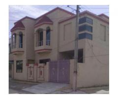 5 Marla Corner House Double Story In Model Town Gujrat Good Location