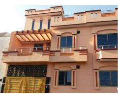 6 Marla Furnished House double Story New Design Available Sale in Sheikhupura